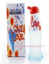 Moschino I Love Love - EdT 1ml (VZOREK)