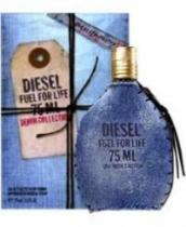 Diesel Fuel For Life Denim Collection Pour Homme - EdT 75ml