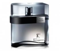 Salvatore Ferragamo F by Ferragamo Pour Homme Black - EdT 100ml (Tester)