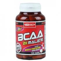 XXtreme Nutrition 211 BCAA Malate 120 tablet