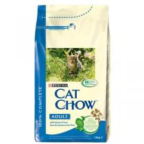 Purina Cat Chow Adult Tuna and Salmon 1,5 kg