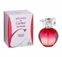 Cartier Delices Eau Fruitee - EdT 100ml
