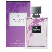 David Beckham Signature for Women - EdT 75ml