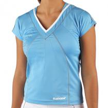 Babolat Performance Women Polo Blue