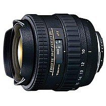 Tokina 10-17mm f/3.5-4.5 AF DX AT-X pro Canon