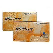 Cooper Vision Proclear Compatibles Sphere 6ks