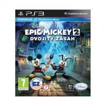 Epic Mickey 2: Dvojitý zásah (PS3)