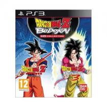 Dragon Ball Z: Budokai (HD Collection) (PS3)