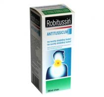 Ivax Robitussin Antitussicum sirup 150mg (100ml)