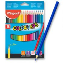 Maped Color´Peps - 18 barev