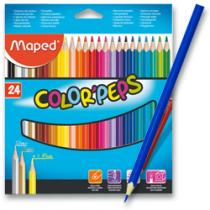 Maped Color´Peps - 24 barev