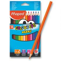 Maped Color´Peps Jumbo - 12 barev