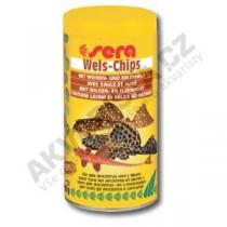 Sera Wels (Catfish) Chips 100ml