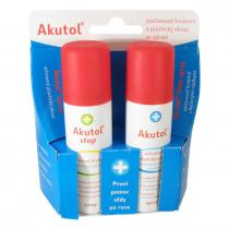 Aveflor Akutol Spray + Akutol Stop Spray Duopack (60ml)