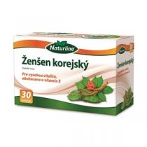 Naturline Ženšen korejský (30 tablet)