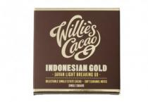 Willie's Indonesian Gold, Javan light breaking hořká 69% 50g