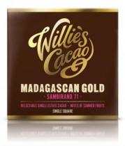 Willie's Madagascan Gold hořká 71% 50g
