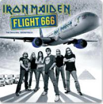 Iron Maiden Flight 666 CD