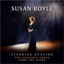 Susan Boyle Standing Ovation: The Greatest Songs From The Stage