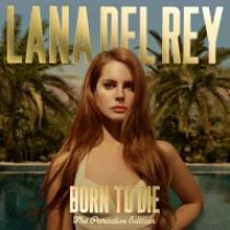 Lana Del Rey Born To Die: The Paradise Edition
