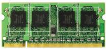 KINGSTON 1GB DDR2 800MHz CL6 SO-DIMM KVR800D2S6/1G