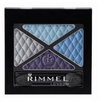 Rimmel London Glam Eyes Quad Eye Shadow 4,2g 023 Beauty Spells