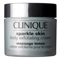 Clinique Sparkle Skin Body Exfoliating Cream Tělový krém 250ml