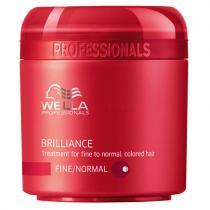 Wella Brilliance Mask Normal Hair 500ml