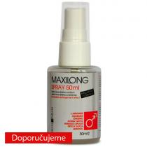 BENEFITNET Lovely Lovers MAXILONG Spray INNOVATIVE FORMULA 50ml