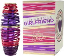 Justin Bieber Girlfriend EdP 50ml W