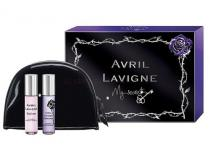 Avril Lavigne My Secret EdP W - 10ml Black Star + 10ml Forbidden Rose