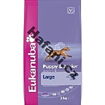 Eukanuba Puppy and Junior Large Breed 3kg