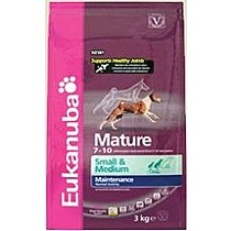 Eukanuba Senior Small&Medium 15kg