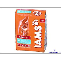 Iams Cat Ocean Fish 15kg