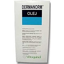 Vétoquinol Dermanorm olej 250ml