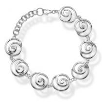 Hot Diamonds Eternity Spiral DL246