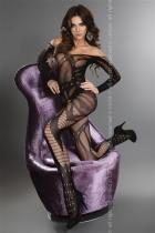 LivCo Corsetti Fashion Hassiba black Bodystocking