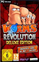 Worms Revolution Deluxe Edition (PC)