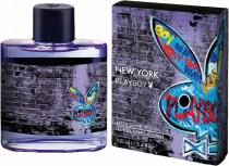 Playboy New York EdT 100ml pánská