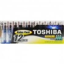 TOSHIBA BAT G LR03 12S MP-12 AAA