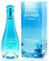 Davidoff Cool Water Into The Ocean EDT 100ml