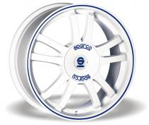 Sparco Rally (WB) 7,5x17, 5x100, ET35