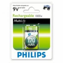 PHILIPS 9V 170mAh MultiLife