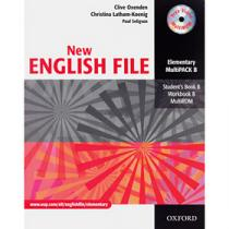 New English File elem Pack B
