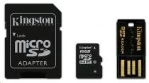 Kingston Mobility Kit 16GB Class 10