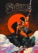 Pat Mills, Greg Staples, Dermot Power, Clint Langley: Sláine - Poklady Británie