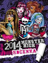 Mattel: Monster High - Ročenka 2014