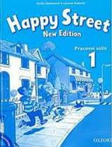 Stella Maidment: Happy Street 1 New Edition Activity Book and MultiROM Pack CZ