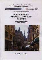 Šilhánková Vladimíra, Pokludová Petra: Public Spaces and Quality of Life in Cities