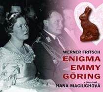 Enigma Emmy Göring - CD - Werner Fritsch CD